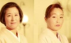【7/15】まいぷれ定期講座第9回「おきらく着物術」きらく庵八子由理子さん、室井真弓さん