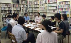 【2/14】第13回 図書館総合ゼミ
